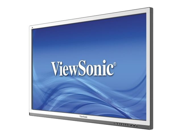 ViewSonic 54.6 CDE5561T Full HD LED-LCD Touchscreen Display, Black, CDE5561T
