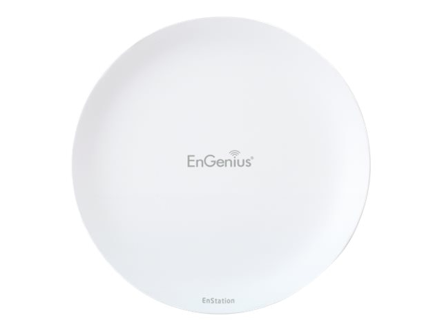 Engenius Technologies Long-Range Wireless 5GHZ Outdoor AP Bridge 19DBI Internal Antenna, ENSTATION5, 18227916, Wireless Access Points & Bridges