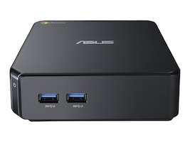 Asus Chromebox Mini PC Celeron 2955U 1.4GHz 2GB DDR3 16GB SSD GbE abgn BT ChromeOS, CHROMEBOX-M004U, 16842940, Desktops