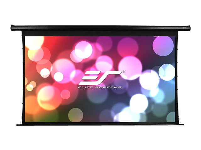 Elite Spectrum Tension Projection Screen, MaxWhite, 16:9, 125