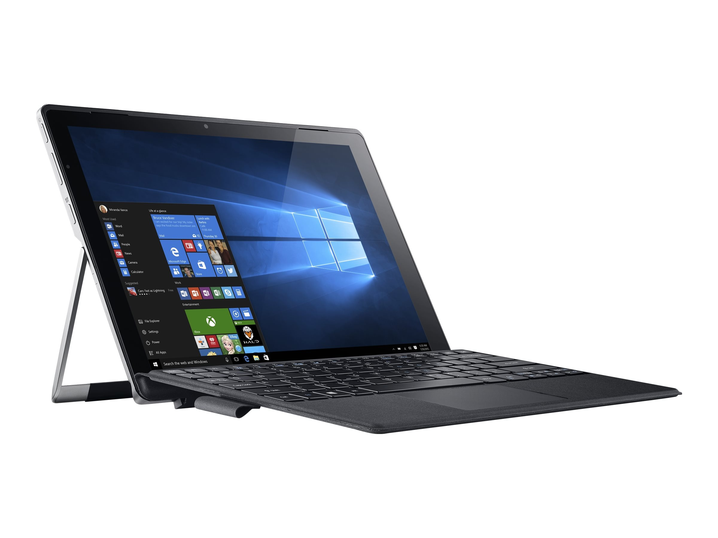Acer Aspire Switch Alpha 12 SA5-271-78M8 2.5GHz processor Windows 10 Home Edition 64-bit, NT.LCDAA.014