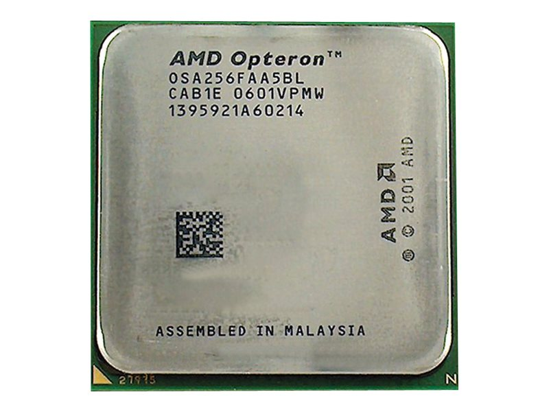 HPE Processor, AMD Opteron 16C 6376 2.3GHz 16MB 115W, for BL465c Gen8