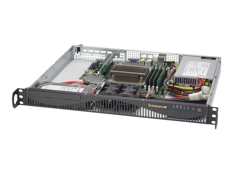 Supermicro SYS-5019S-ML Image 1