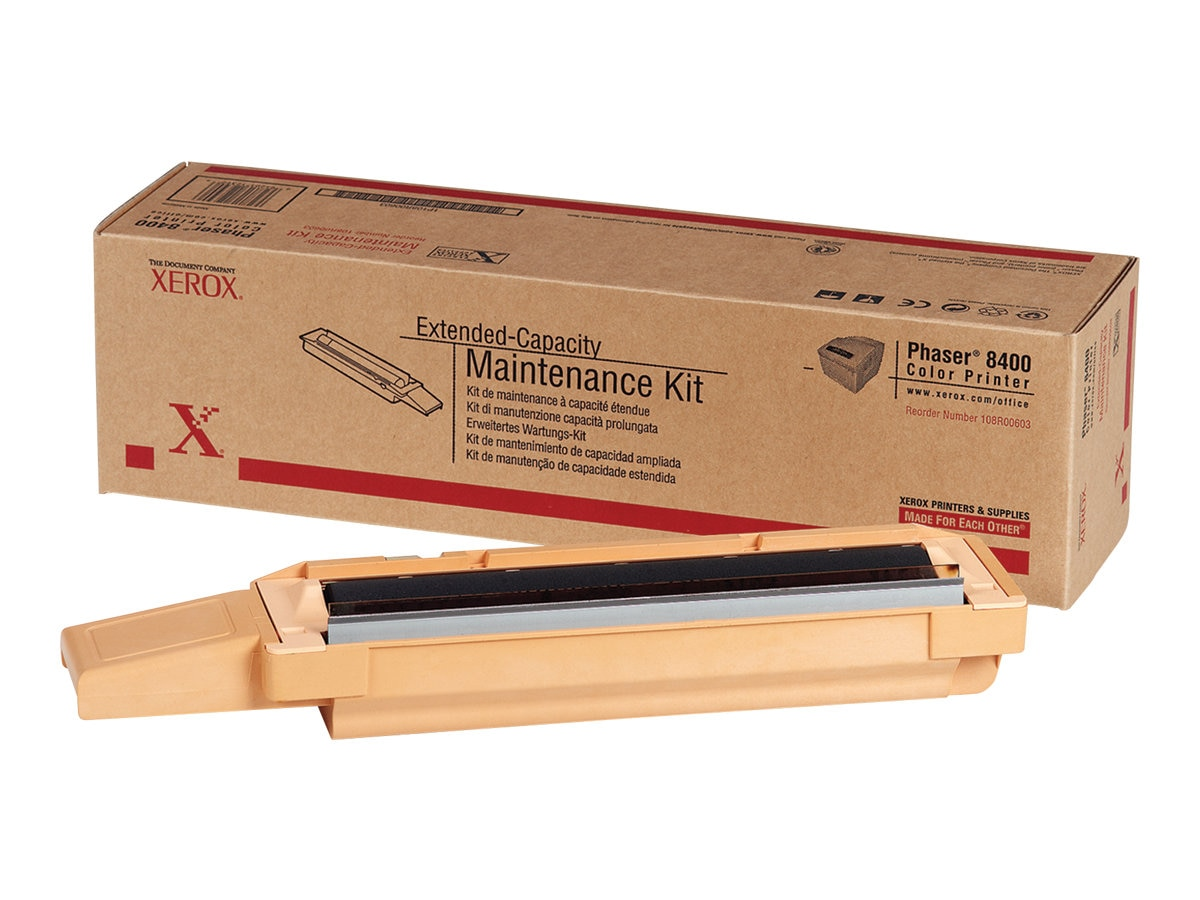 Xerox Extended Capacity Maintenance Kit for Phaser 8400 (30,000 pages), 108R00603, 4943946, Printer Accessories