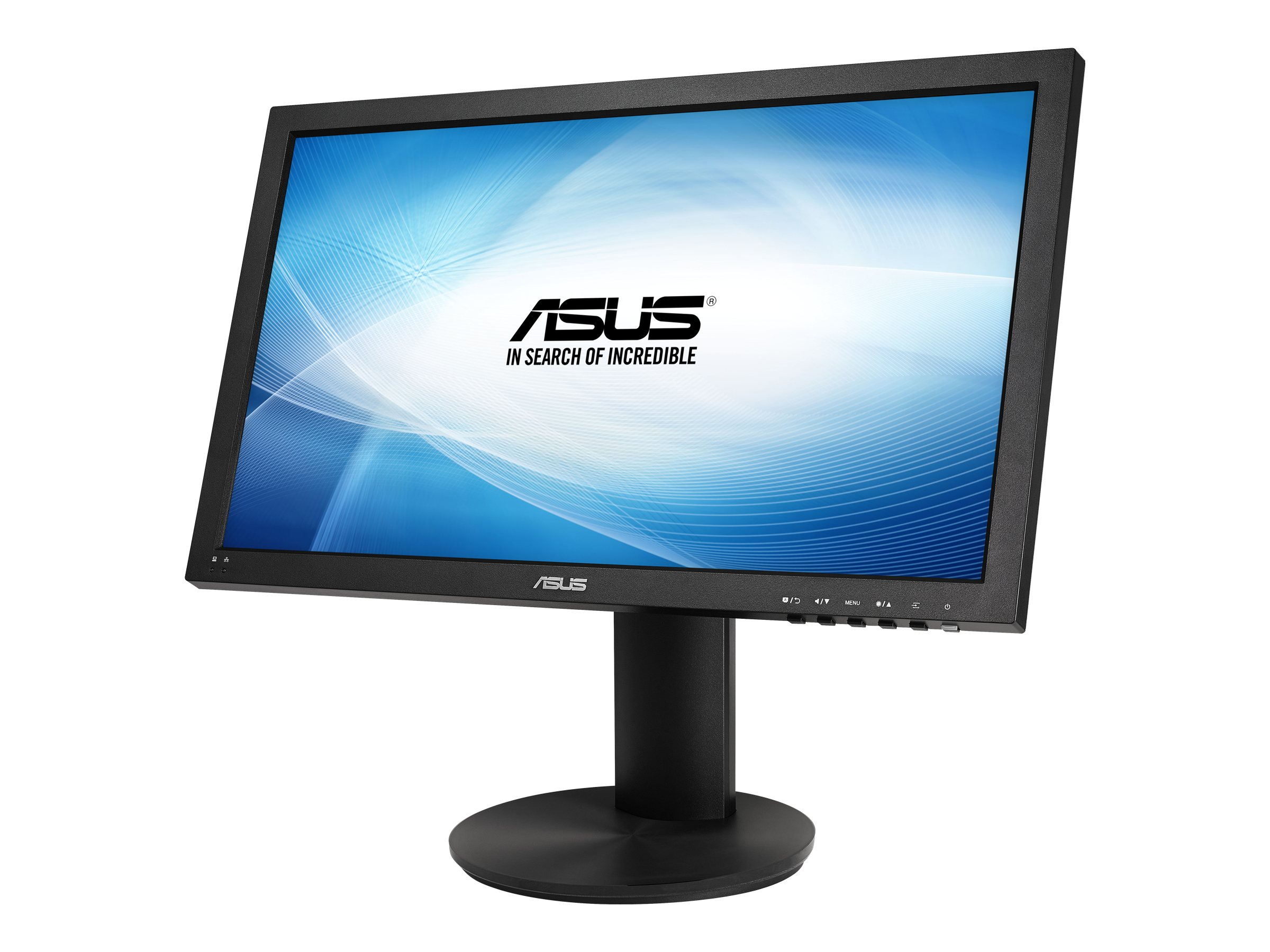 Asus CP240 Zero Client Monitor TERA2321 512MB DDR3 GbE 23.8 FHD VMware PCoIP, CP240, 17053408, Thin Client Hardware