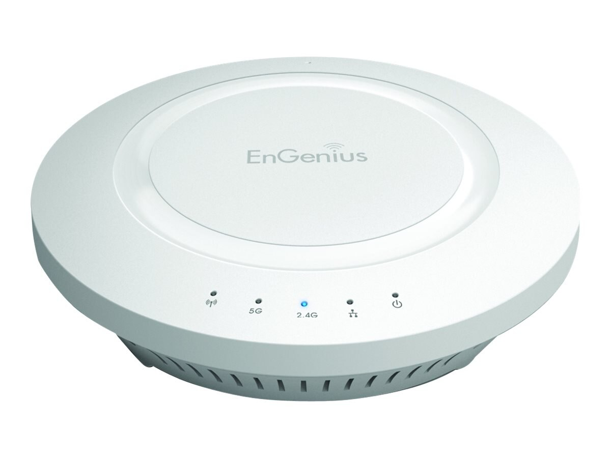 Engenius Technologies EAP600 High Power Dual Band Concurrent Ceiling Mount AP, EAP600, 14927747, Wireless Access Points & Bridges