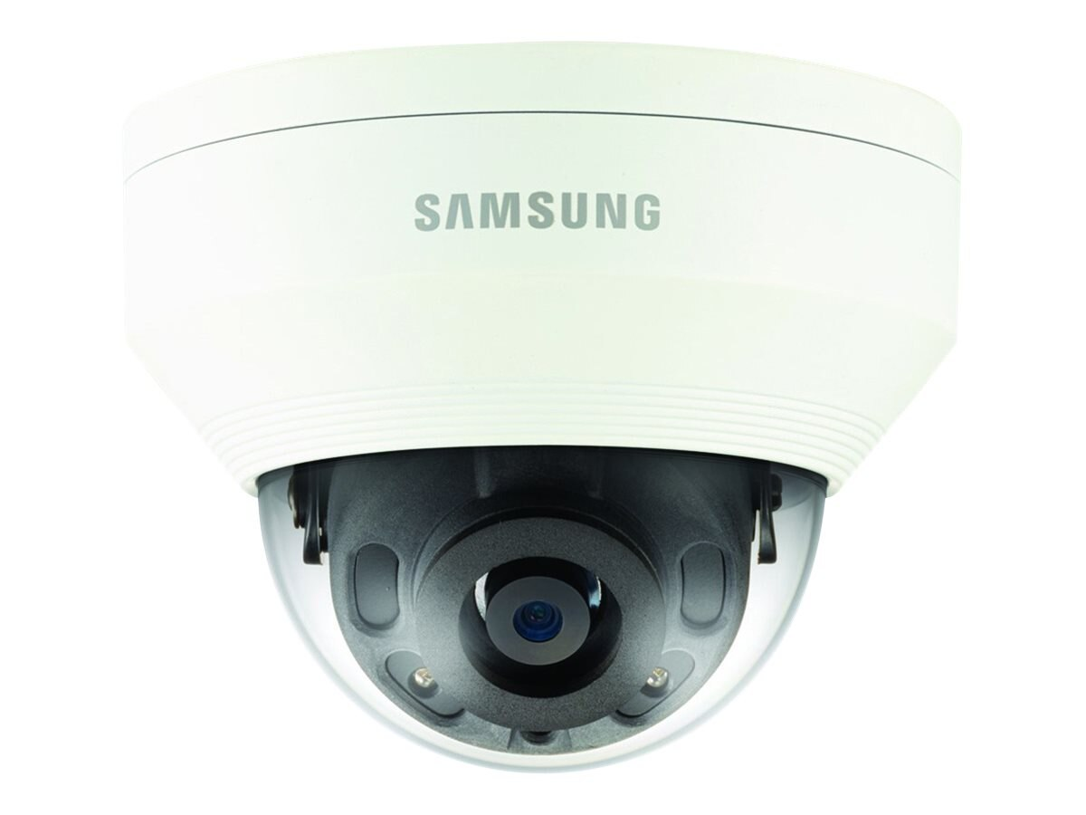 Samsung 2MP Vandal-Resistant Full HD Network IR Dome Camera with 3.6mm Lens, QNV-6020R