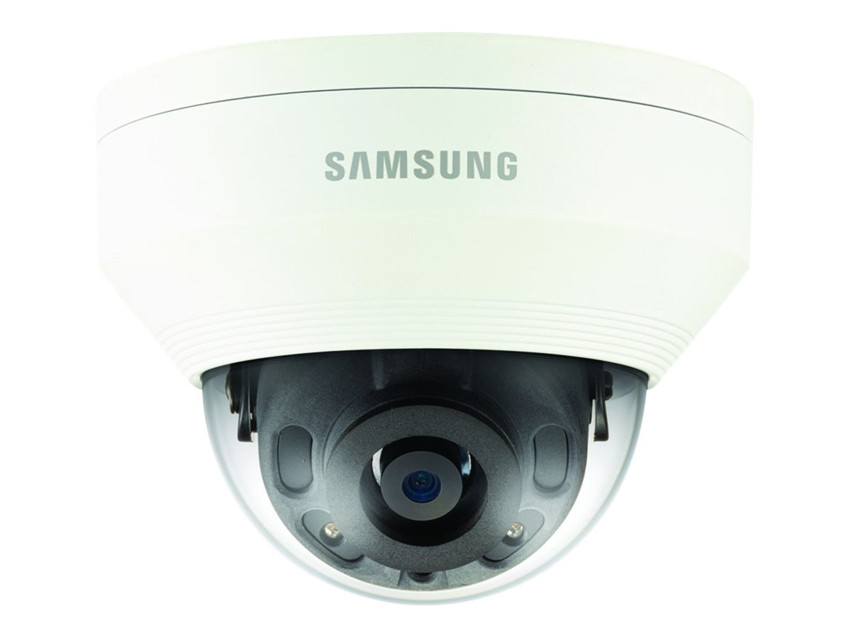 Samsung 2MP Vandal-Resistant Full HD Network IR Dome Camera with 3.6mm Lens