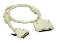 C2G SCSI Cable, LVD SE VHDCI 68 (M) to MD68 (M), 33ft, 28297, 7722225, Cables