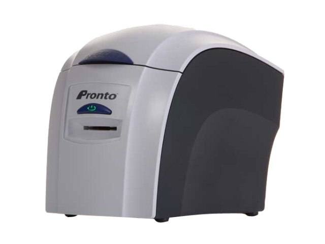 Magicard MagiCard Pronto Single-Sided Printer, 3649-0001, 13556083, Printers - Card