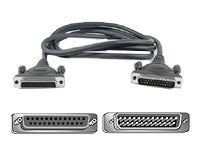 Belkin ProSeries Straight-Thru Switchbox Cable (DB25M-DB25F), 6ft, F3D112-06, 10125801, Cables