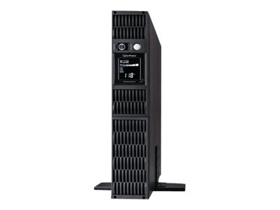 CyberPower 2170VA 1600W Smart App Sinewave LCD UPS 2U Rackmount Tower AVR, WebSNMP Card, PR2200LCDRT2UN, 31244180, Battery Backup/UPS