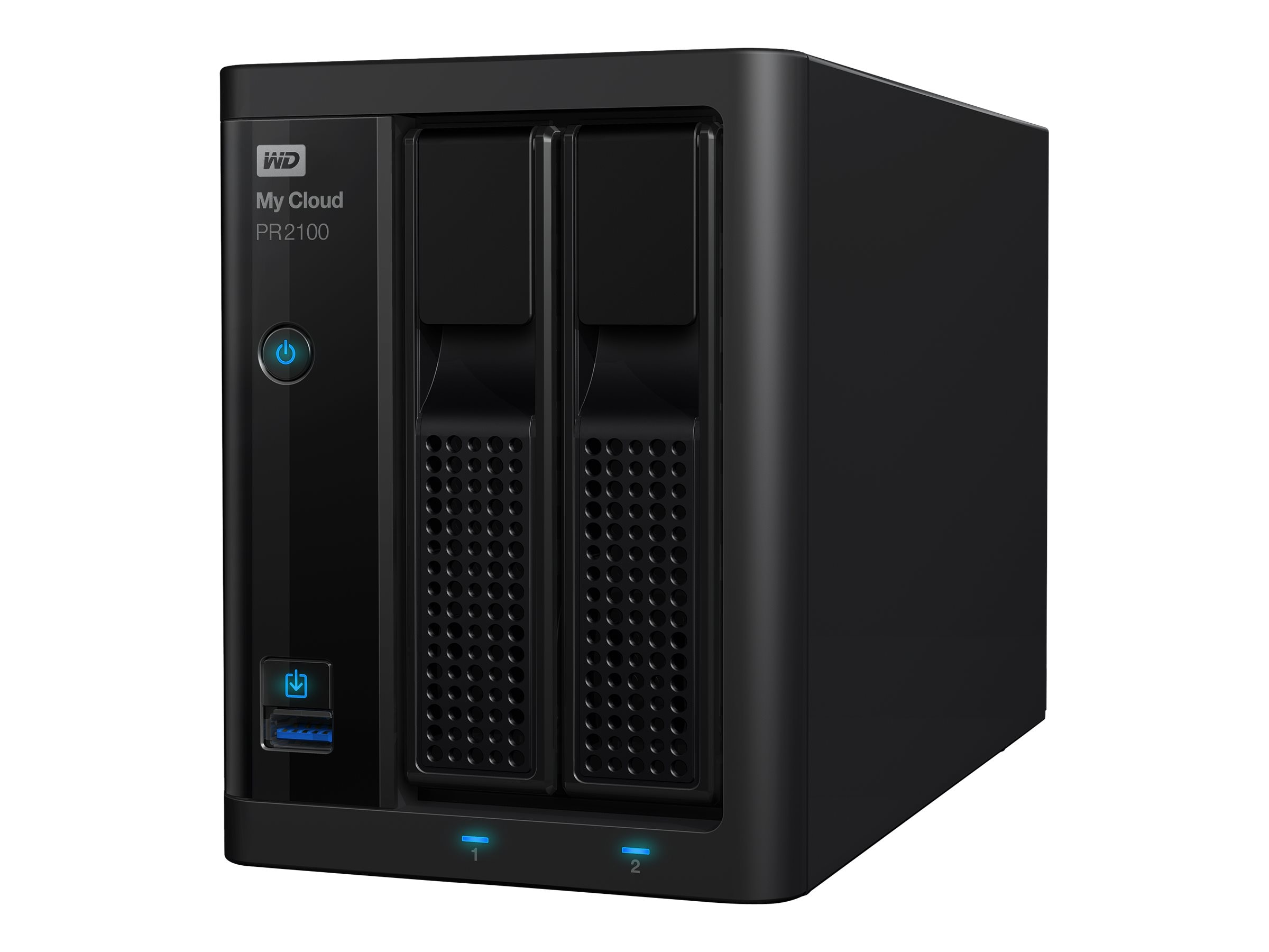 WD 8TB My Cloud Pro Series PR2100 Storage