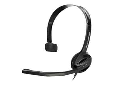 Sennheiser PC 21-II Single-Ear Headset - 3.5mm, 504520, 16182734, Headsets (w/ microphone)