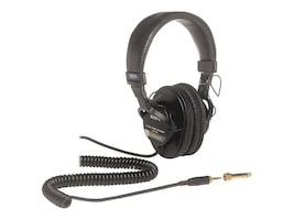Sony Folding Professional Studio Headphones, MDR7506, 11227761, Headphones