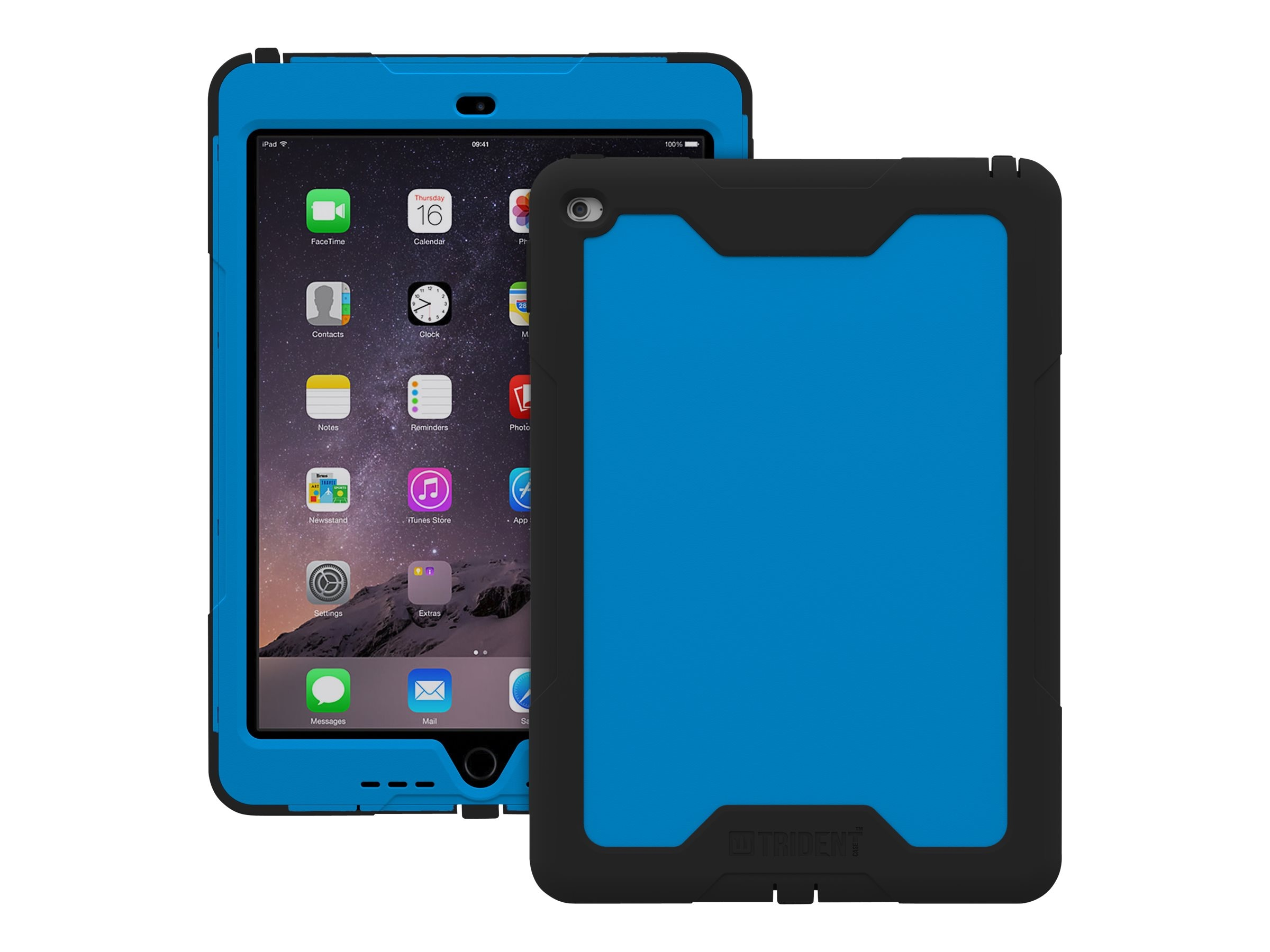 Trident Case 2015 Cyclops Case for iPad Air 2, Blue