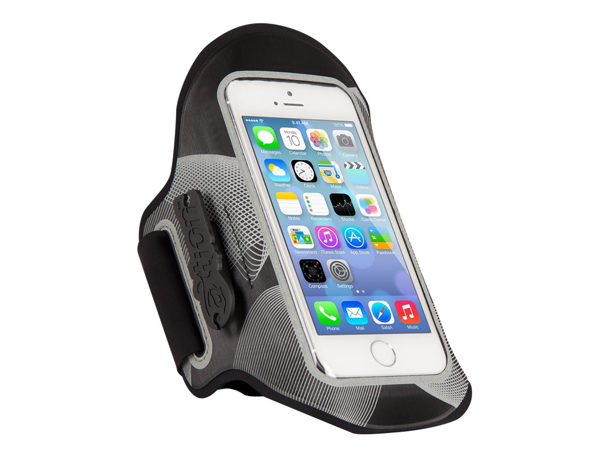 Joy Factory aXtion Armband Up to 4.9, Black, DWX101, 17775275, Carrying Cases - Phones/PDAs