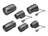 Bosch Security Systems 3-8mm IR Corrected Varifocal Lens, LTC 3664/31, 17604337, Camera & Camcorder Lenses & Filters