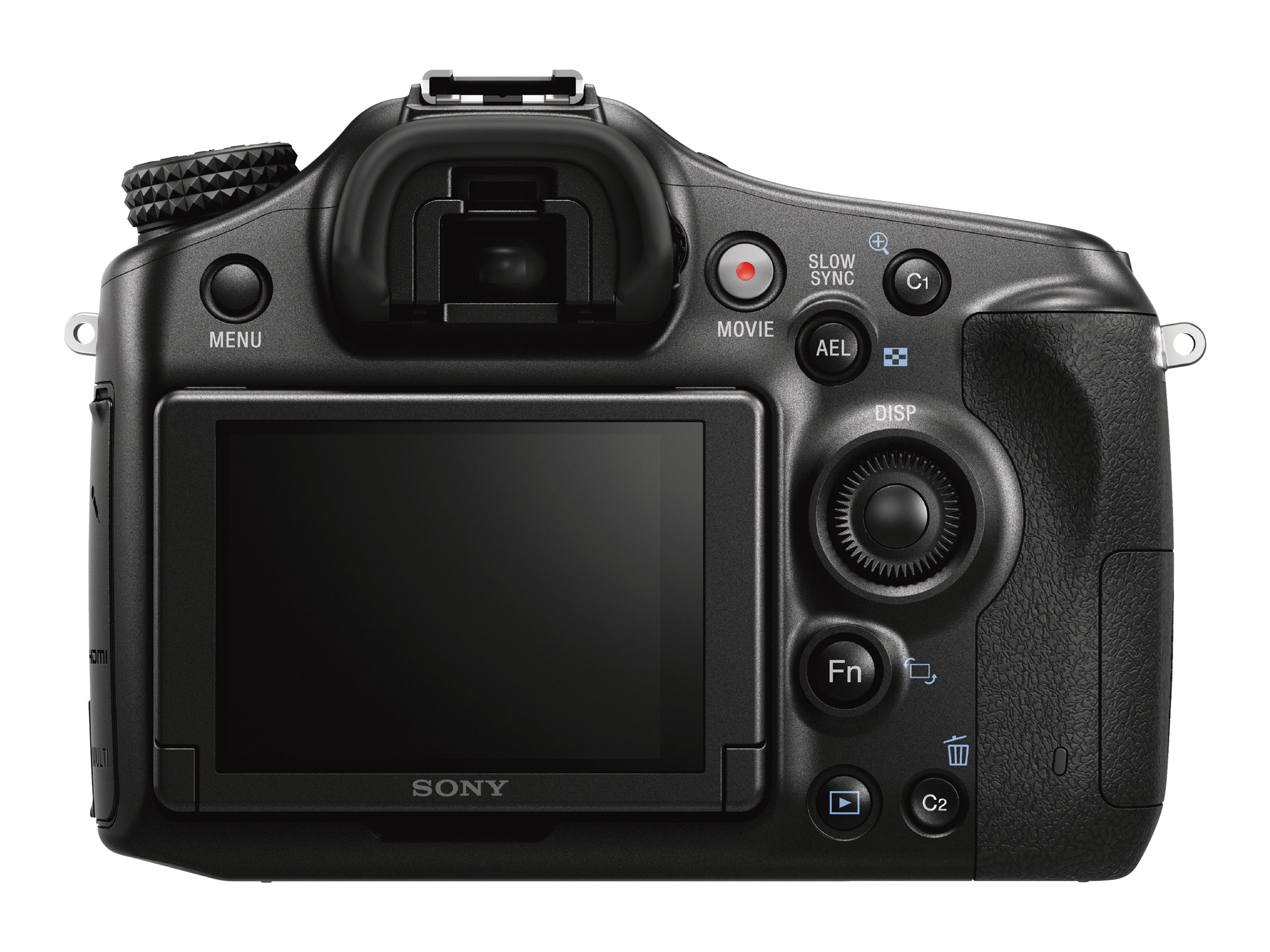 Sony Alpha a68 DSLR Camera with 18-55mm Lens, ILCA68K