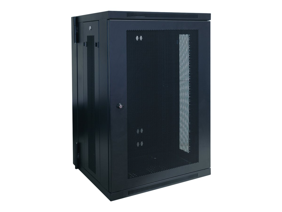 Tripp Lite SmartRack 18U Wall Mount Rack Enclosure Cabinet, SRW18US