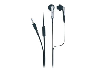 JVC Ear-Bud Headphones with Volume Control, HAF75V, 8536264, Headphones