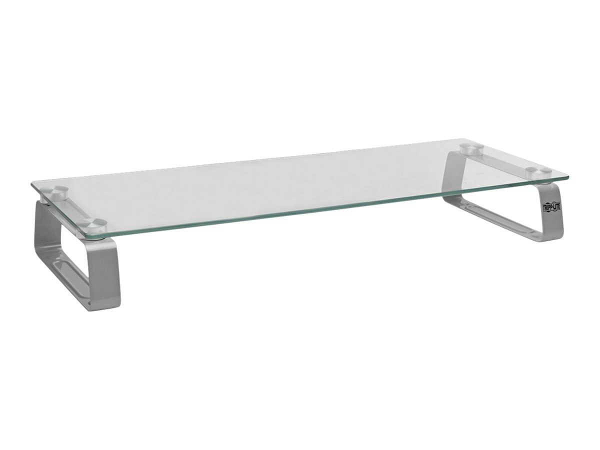 Tripp Lite Universal Glass-Top Monitor Riser, MR2208G