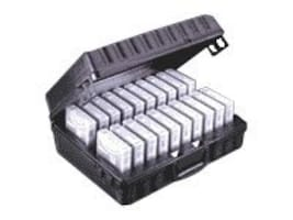 Perm-A-Store Ultrium LTO Turtlecase Black - 20 Capacity, LTO20, 467700, Media Storage Cases