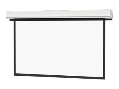 Da-Lite Advantage Deluxe Electrol Projection Screen, Matte White, 16:9, 106