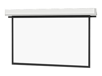 Da-Lite Advantage Deluxe Electrol Projection Screen, Matte White, 16:9, 106, 88151I, 17524046, Projector Screens