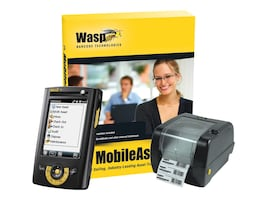 Wasp MobileAsset Professional with HC1 & WPL305 (5-user), 633808927813, 17410911, Portable Data Collector Accessories