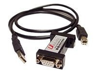 Quatech USB to RS-485 2-Wire Converter, 485USB9F-2W, 14477563, Adapters & Port Converters