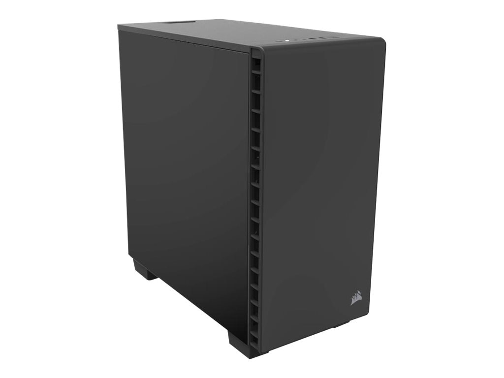 Corsair Chassis, Carbide Clear 400Q ATX Tower, CC-9011082-WW, 30977752, Cases - Systems/Servers