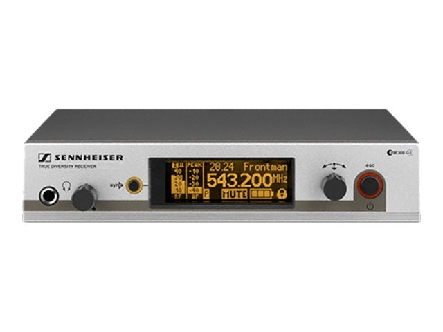 Sennheiser Rack-Mountable Receiver., 503658, 16791484, Microphones & Accessories