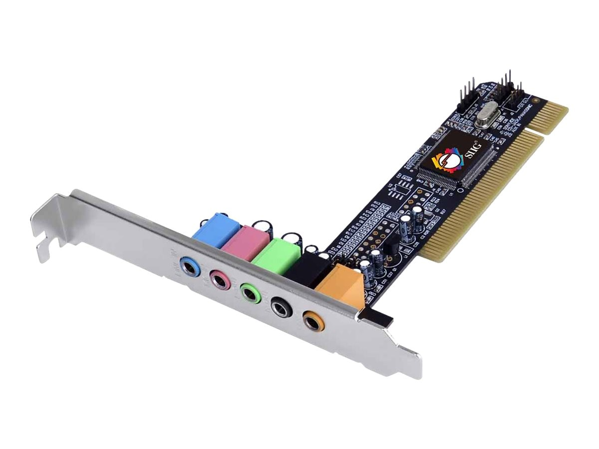 Siig Soundwave PCI 5.1
