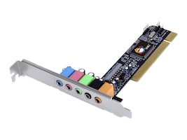 Siig Soundwave PCI 5.1, IC-510012-S2, 9216035, Sound Cards