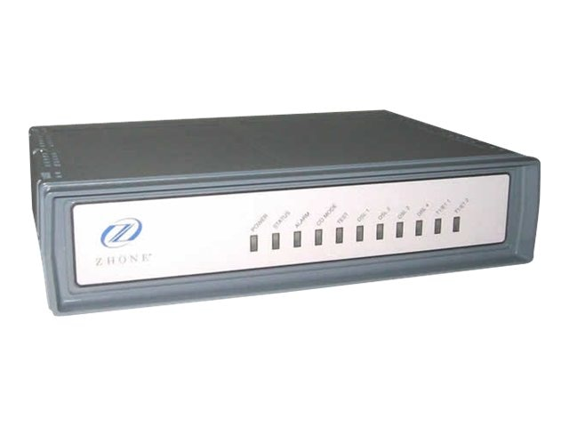 Zhone EtherXtend PWE3 4-Port Access Device with AC US Power Plug, ETHX-3142-US, 15683043, DSL/Cable Modems