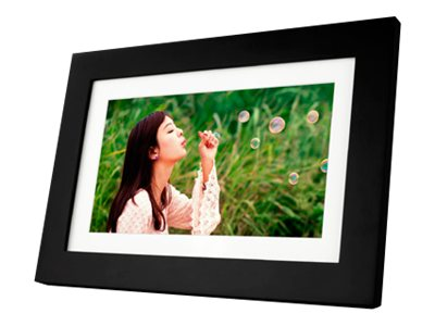 ViewSonic VFD1028W-11 Digital Picture Frame, 10in, VFD1028W-11