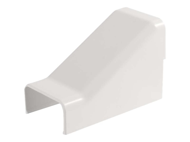 C2G Wiremold Uniduct 2900 Drop Ceiling Connector, White