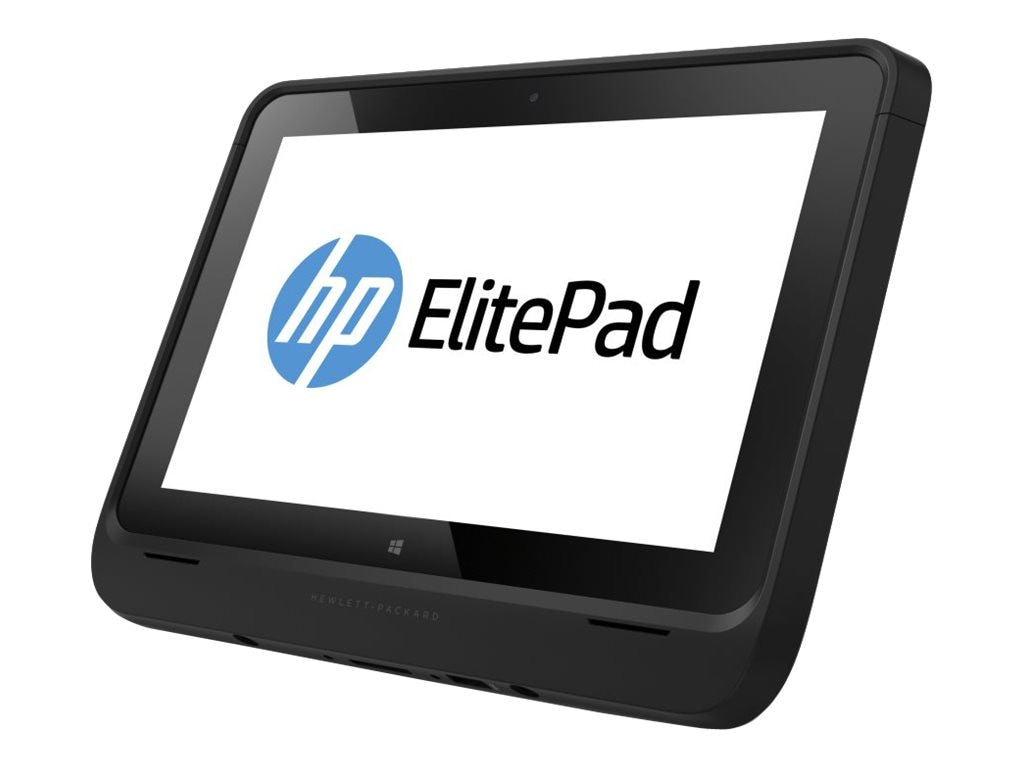 HP ElitePad 1000 Atom Z3795 1.59GHz 4GB 64GB SSD BT 10.1 WE8.1P64, G5R22UA#ABA, 24400877, Tablets