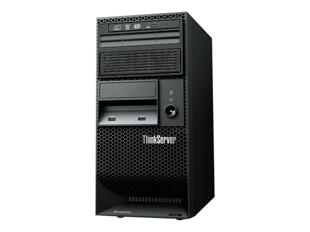 Lenovo ThinkServer TS140 Tower, 70A00007UX, 16280385, Servers