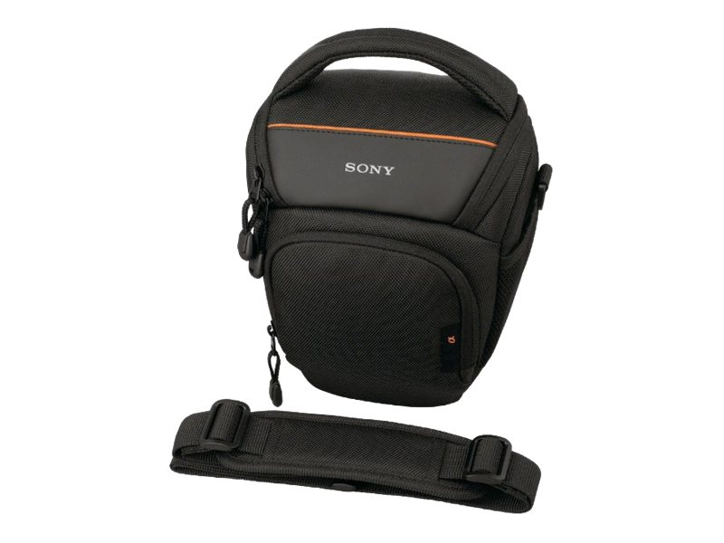 Sony Alpha Soft Case, A Mount-DSLRA Cam, LCSAMB/B, 12886312, Carrying Cases - Camera/Camcorder