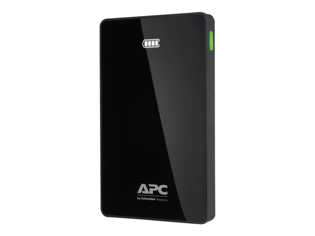 APC Mobile Power Pack 10,000mAh, Black, M10BK, 17854088, Batteries - Other