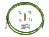 Panduit #6 AWG Equipment Grounding Jumper, 1.5m