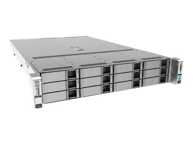 Cisco Barebones, UCS C240 M4 LFF 12-Drive Backplane without CPU, Memory, HDD, PCIe Cards, Rail Kit or PSU