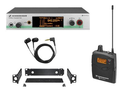 Sennheiser Rack-Mountable Stereo Transmitter., 503423