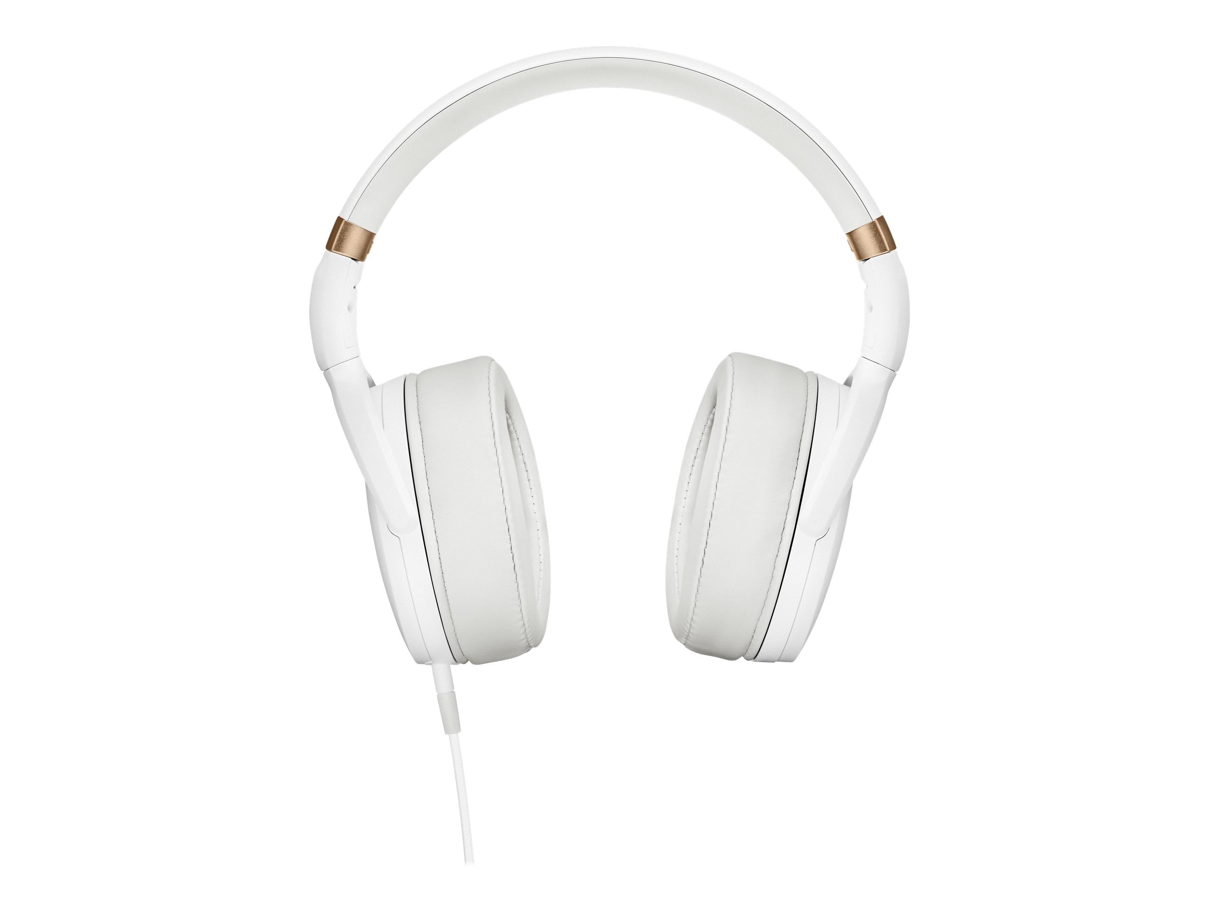 Sennheiser Closed Back On Ear Headphones - White, HD 4.30I WHITE