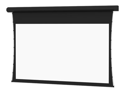 Da-Lite Tensioned Large Cosmopolitan Electrol Projection Screen, Dual Vision, 16:9, 220,Low Voltage Control