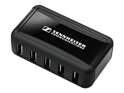 Sennheiser MCH 7 Multi-USB Power Source for (7) CH 10 Headset Chargers, 504348