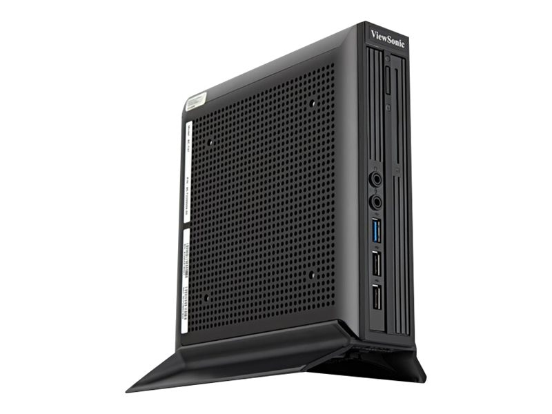 ViewSonic SC-T47 Thin Client Celeron QC J1900 2GHz 4GB RAM 16GB Flash GbE abgn W7P, SC-T47_WW_BK_US1