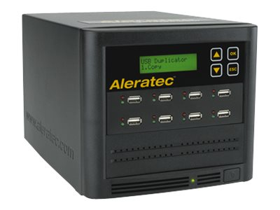 Aleratec 1:7 USB Hard Drive Copy Cruiser Duplicator, 330120